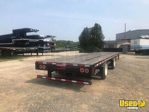 2021 Velocity 53x102 Steel Drop Deck Semi Trailer Flatbed Trailer 11 Alabama for Sale