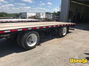 2021 Velocity 53x102 Steel Drop Deck Semi Trailer Flatbed Trailer 12 Alabama for Sale