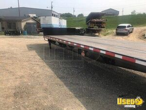 2021 Velocity 53x102 Steel Drop Deck Semi Trailer Flatbed Trailer 13 Alabama for Sale