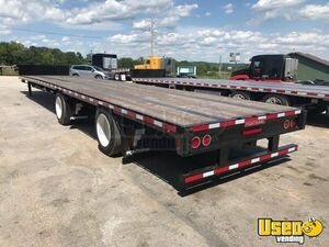 2021 Velocity 53x102 Steel Drop Deck Semi Trailer Flatbed Trailer 16 Alabama for Sale