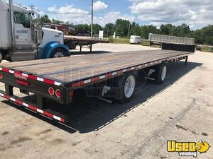 2021 Velocity 53x102 Steel Drop Deck Semi Trailer Flatbed Trailer 4 Alabama for Sale