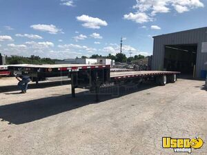 2021 Velocity 53x102 Steel Drop Deck Semi Trailer Flatbed Trailer 5 Alabama for Sale