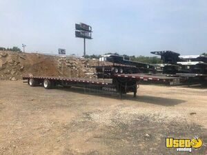 2021 Velocity 53x102 Steel Drop Deck Semi Trailer Flatbed Trailer 6 Alabama for Sale