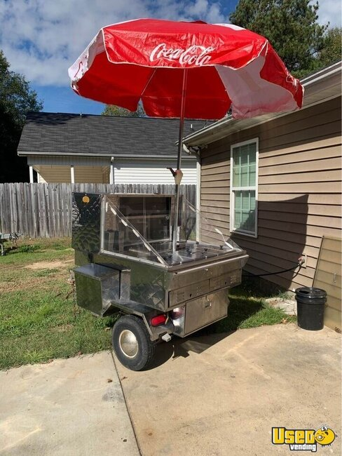 325 Food Concession Cart Food Cart South Carolina for Sale