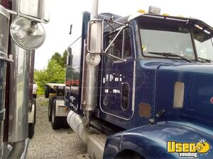 377 Sleeper Cab Semi Truck Peterbilt Semi Truck Headache Rack Indiana for Sale