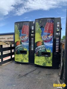 501e/600e Dixie Narco Soda Machine 2 Texas for Sale