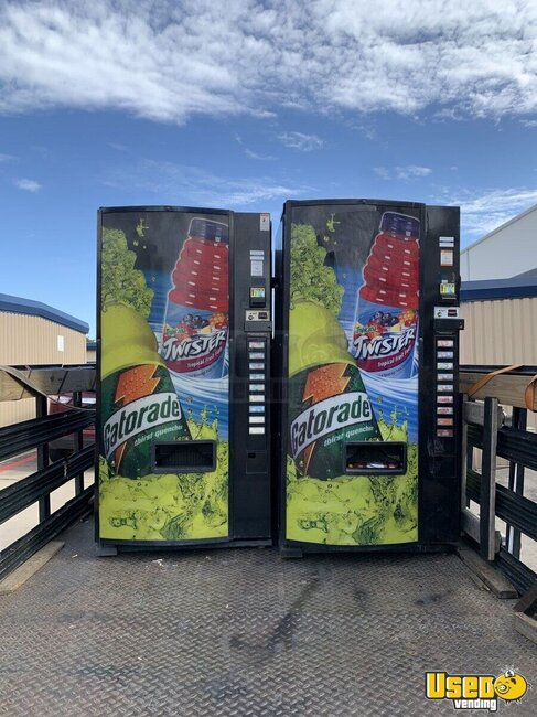 501e/600e Dixie Narco Soda Machine Texas for Sale