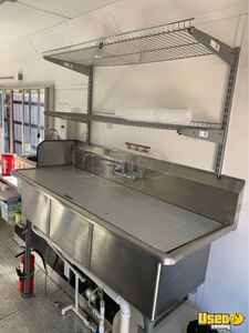 7 Food Concession Trailer Concession Trailer Steam Table Oklahoma for Sale