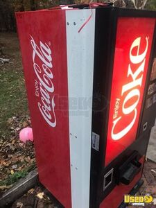 80 Dn168 Dixie Narco Soda Machine 3 New Jersey for Sale