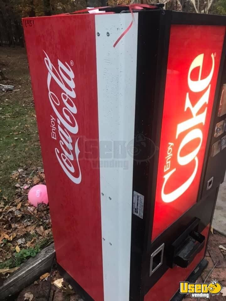 80 Dn168 Dixie Narco Soda Machine 3 New Jersey for Sale - 3
