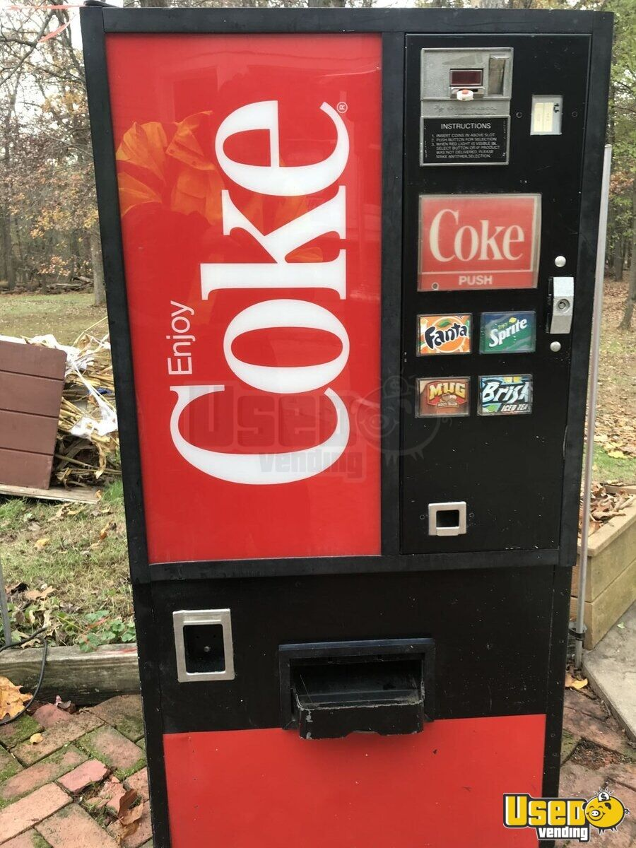 80 Dn168 Dixie Narco Soda Machine 7 New Jersey for Sale - 7
