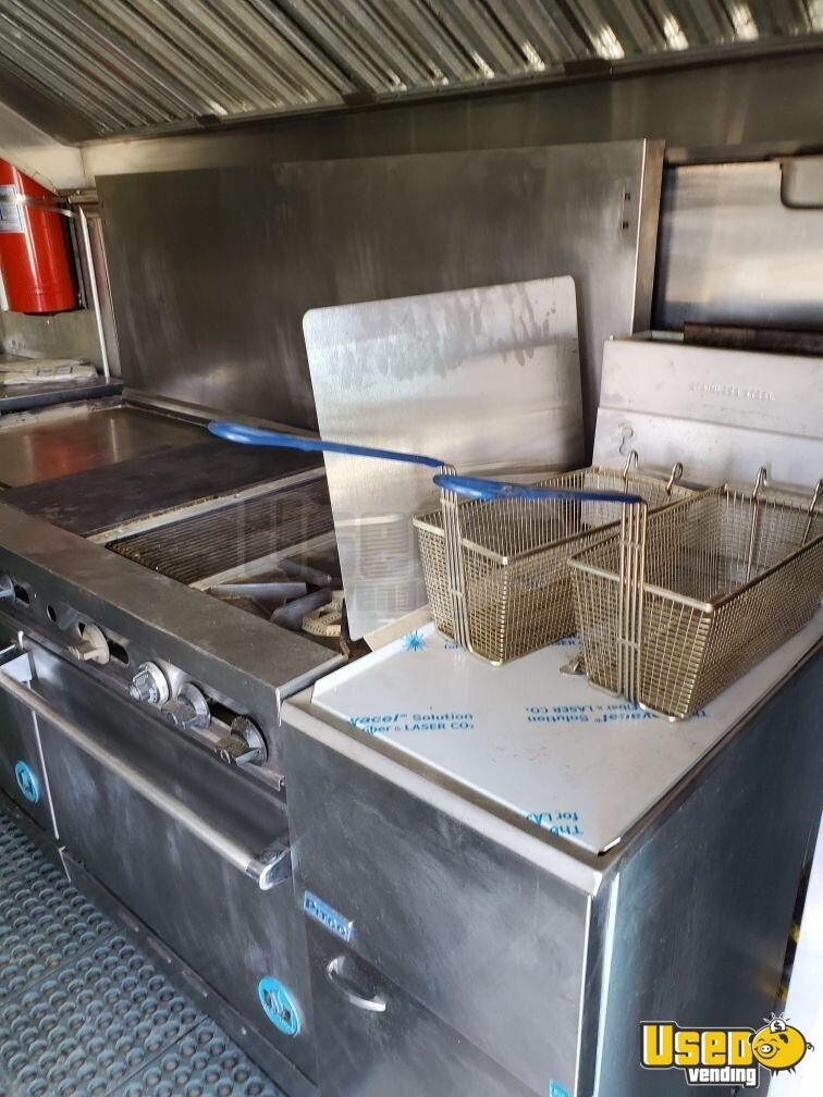 93 1993 Oshkosh All-purpose Food Truck Fryer Colorado Diesel Engine for Sale - 14