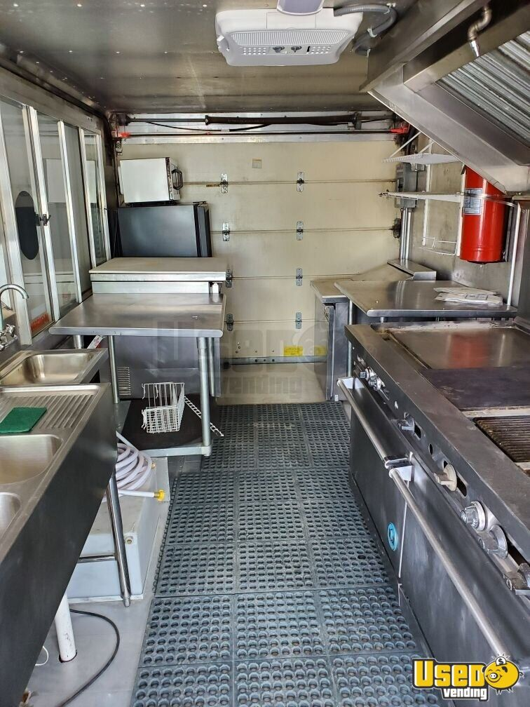 93 1993 Oshkosh All-purpose Food Truck Oven Colorado Diesel Engine for Sale - 11