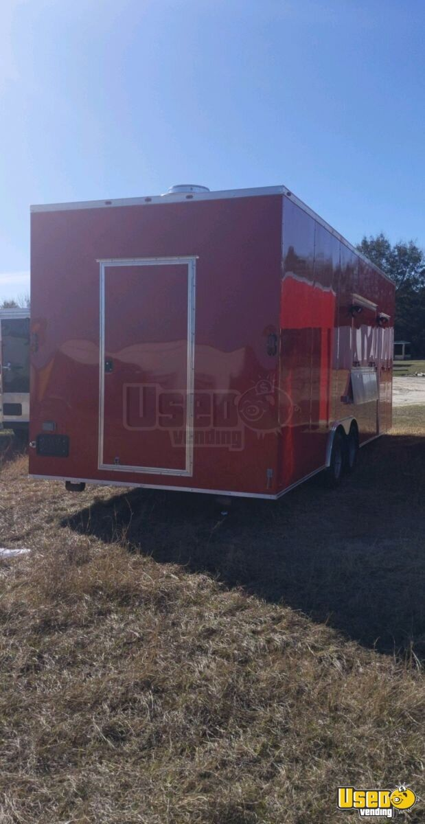 All-purpose Food Trailer Air Conditioning Georgia for Sale - 2