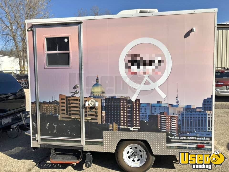 All-purpose Food Trailer Air Conditioning Wisconsin for Sale - 2