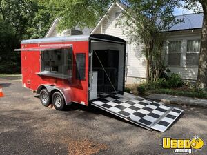 2014 Interstate 7'x14' Load Runner Food  Concession Trailer for Sale in Alabama!