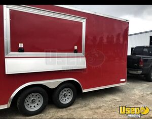 8.5' x 16' 2018 Anvil Shaved Ice / Food Concession Trailer for Sale in Alabama!