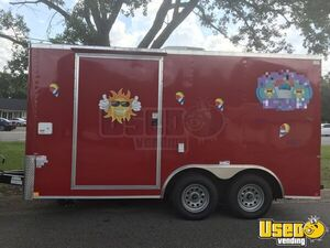 2018 - 8.5' x 14' Food Concession Trailer for Sale in Alabama!!!