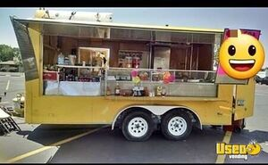 7' x 17' Food / Hot Dog Concession Trailer for Sale in Arizona!