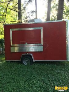 2015 - 6' x 12' Food Concession Trailer for Sale in Arkansas!!!