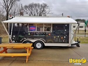 2013 - 8' x 16' Freedom Multi-Use Food Concession Trailer for Sale in Arkansas!