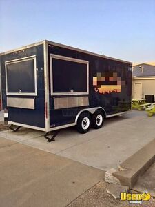 2014 8' x 16' Food Concession Trailer for Sale in Arkansas!!!