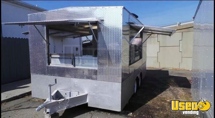 All-purpose Food Trailer Awning Virginia for Sale - 4