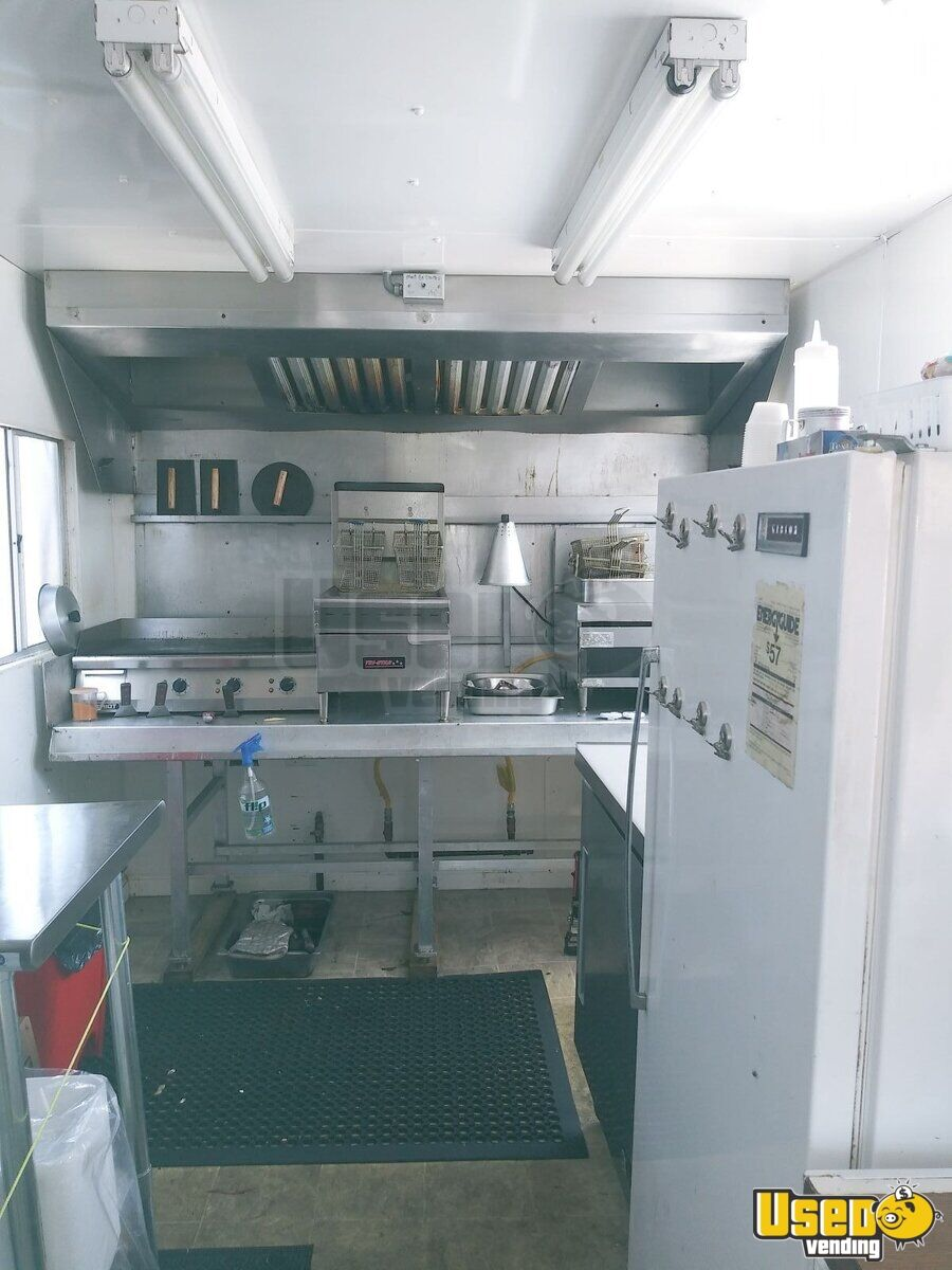 All-purpose Food Trailer Cabinets Ohio for Sale - 3