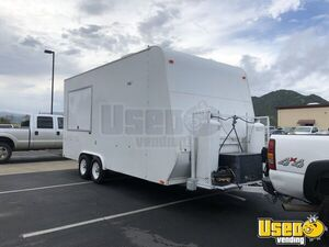 2008 - 18' Food Concession Trailer Mobile Kitchen for Sale in California!!!