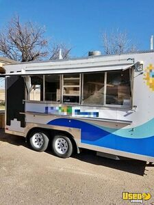 Used Custom Built Concession Trailer for Sale in California!