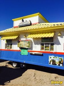Food Concession Trailer for Sale in California!!!