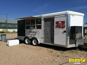 2013 - 8' x 18' Mobile Kitchen Food Concession Trailer for Sale in Colorado!!!