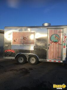 2018 - 8.5' x 16' Food Concession Trailer for Sale in Colorado!!!