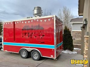 2012 Food Concession Trailer Kitchen Trailer for Sale in Colorado!!!