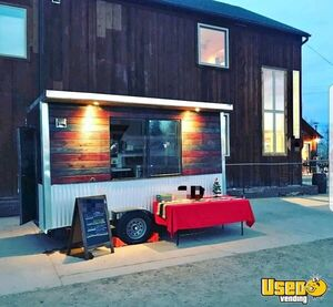 2008 - 8' x 12' Turnkey Food Concession Trailer for Sale in Colorado!!!
