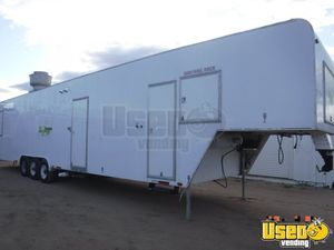 2009 - 8' x 43' Catering Trailer Mobile KItchen for Sale in Colorado!!!