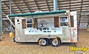 Turn-key 2007 - 6' x 16' Food Concession Trailer with a 2017 Kitchen Build-Out for Sale in Colorado!