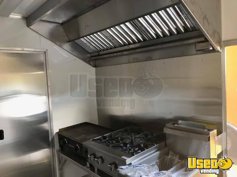 All-purpose Food Trailer Concession Window Florida for Sale - 2