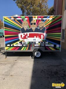 All-purpose Food Trailer Concession Window Florida for Sale