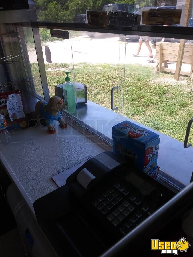 All-purpose Food Trailer Concession Window Florida for Sale - 3