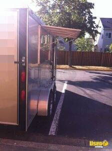 All-purpose Food Trailer Concession Window Virginia for Sale