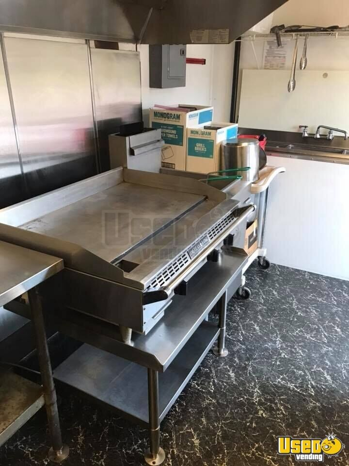 All-purpose Food Trailer Deep Freezer West Virginia for Sale - 7