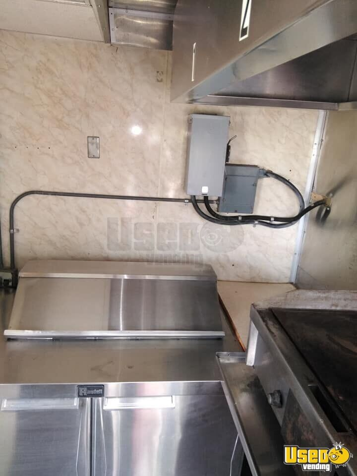 All-purpose Food Trailer Exhaust Hood Arizona for Sale - 8