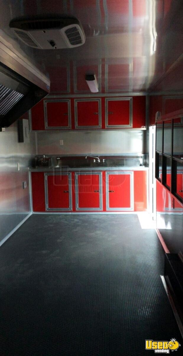 All-purpose Food Trailer Exhaust Hood Georgia for Sale - 5