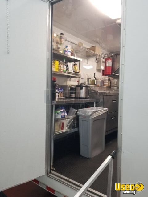All-purpose Food Trailer Exterior Customer Counter Florida for Sale - 3