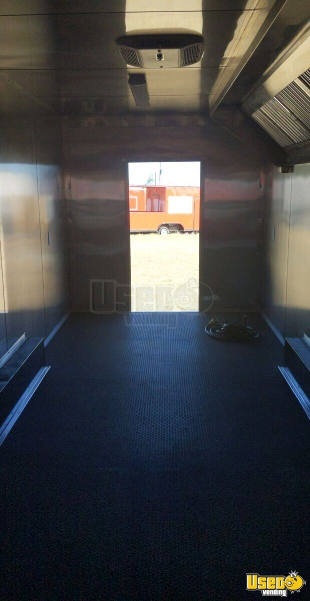 All-purpose Food Trailer Exterior Customer Counter Georgia for Sale - 4