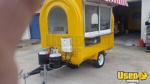 All-purpose Food Trailer Flatgrill Florida for Sale