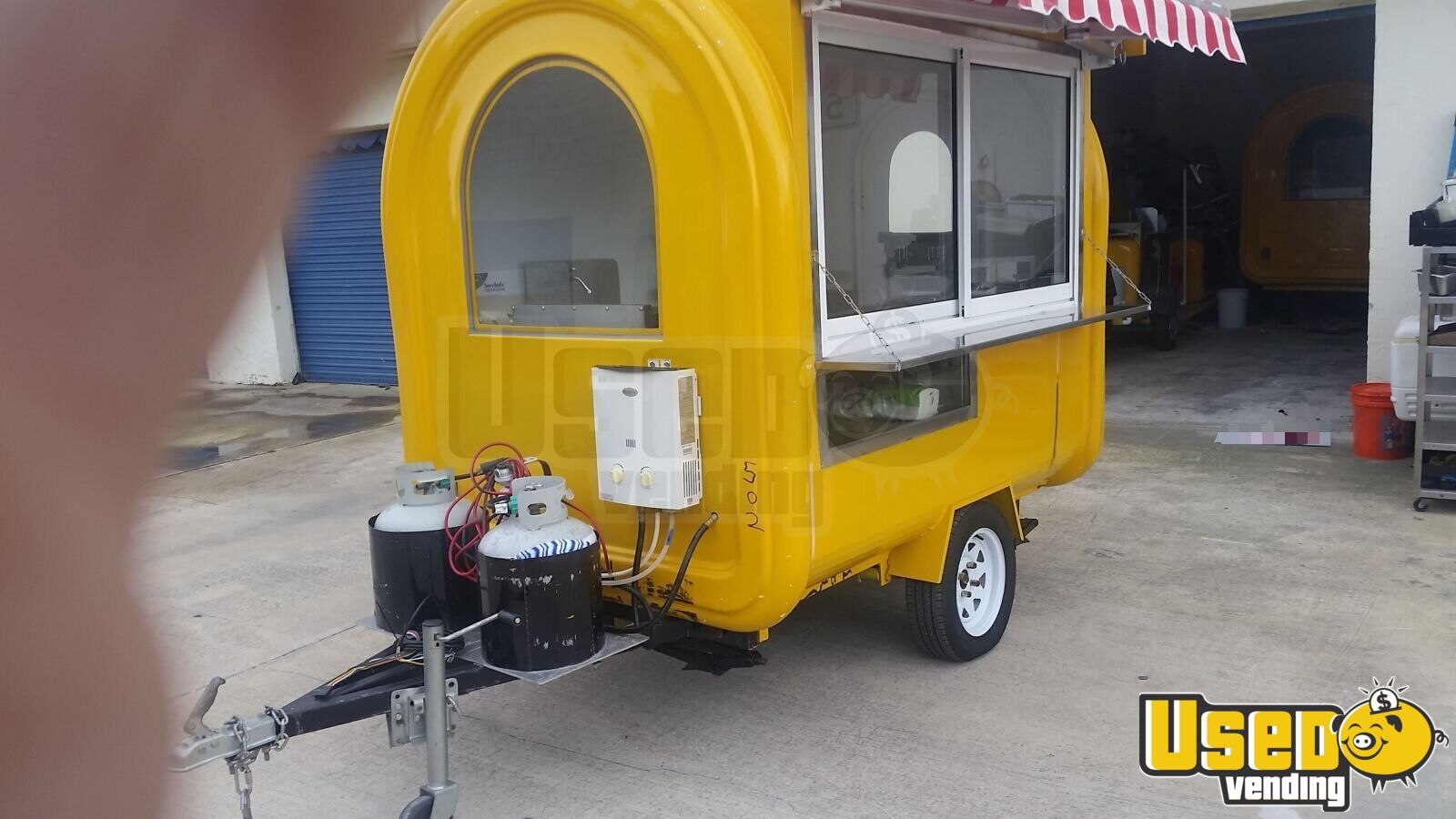 All-purpose Food Trailer Flatgrill Florida for Sale - 4