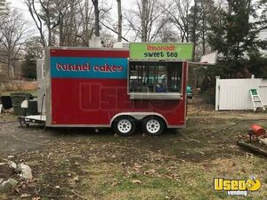 2011 - 8' x 14' Food Concession Trailer for Sale in Florida!!!