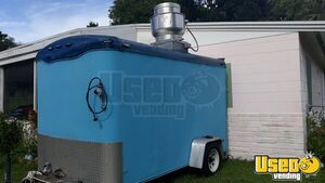 Used 2004 - 6' x 10' Haulmark Cargo Food Concession Trailer for Sale in Florida!